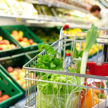 Una dieta saludable comienza en el carrito de la compra