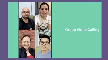 WhatsApp e Instagram van contra Hangouts y Skype: las videollamadas grupales llegarán a las aplicaciones
