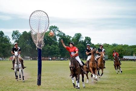 El pato, el deporte nacional de la Argentina