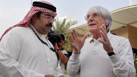 Bernie Ecclestone, dispuesto a dar más tiempo a Bahréin