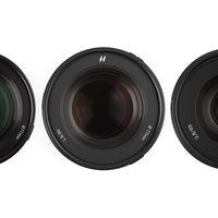 Hasselblad XCD 80mm F1,9, 65mm F 2,8 y 135mm F2,8: Los tres nuevos objetivos suecos para su cámara sin espejo de formato medio