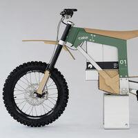 Edición especial CAKE Kalk AP: el fabricante de motos eléctricas se une a la lucha contra la caza furtiva en Sudáfrica