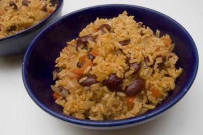 Judías con arroz, la proteína perfecta y barata