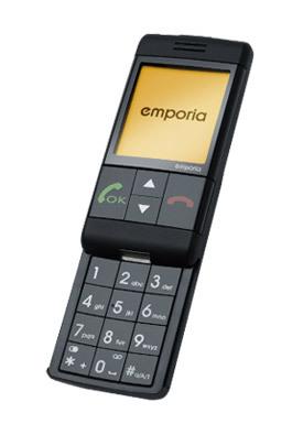 Emporia Life, móvil de funciones especiales con Vodafone