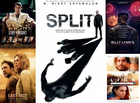 Estrenos de cine | 27 de enero | Shyamalan, Lee, Affleck, Penn y una favorita de los Oscars
