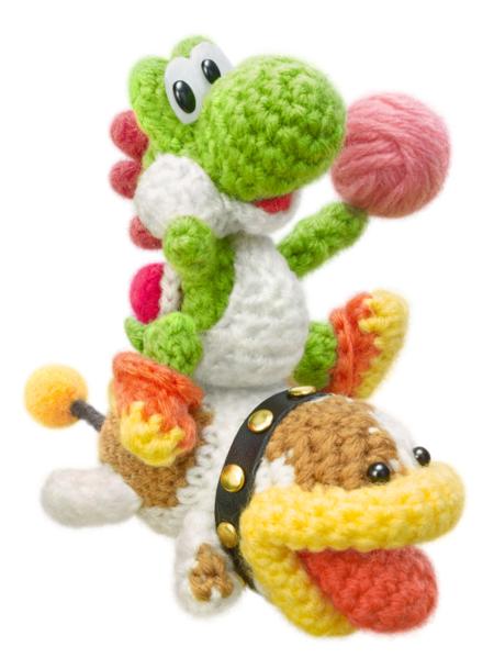 Nintendo Yoshis Wooly World 1 0
