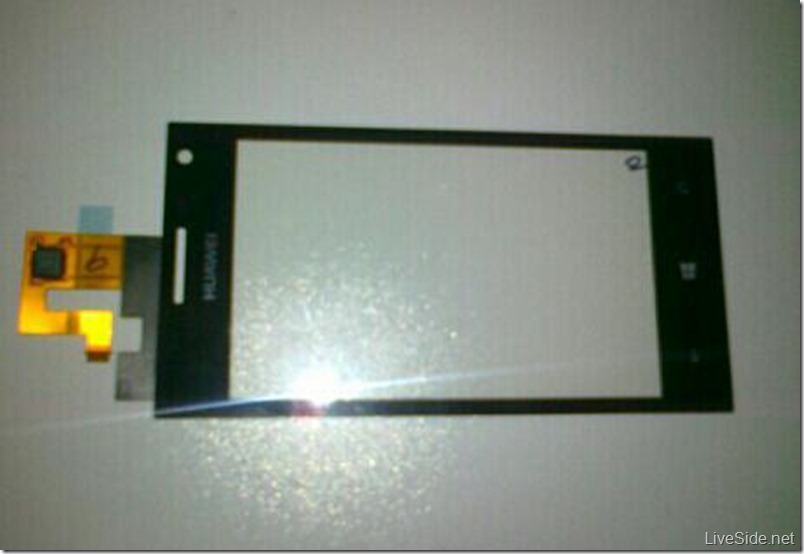 Foto de Huawei Ascend W1 (1/8)