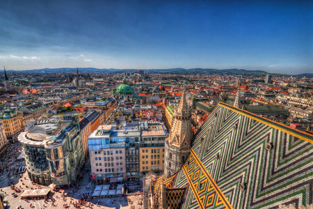 Vistas de Viena Patrimonio de la Humanidad