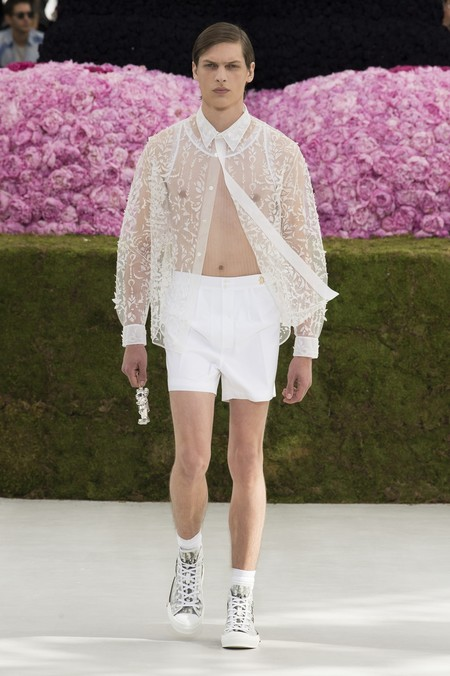 Dior Men Summer 19 Look 2 By Patrice Stable
