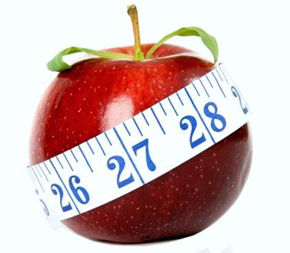 Para perder peso no hace falta seguir una dieta estricta