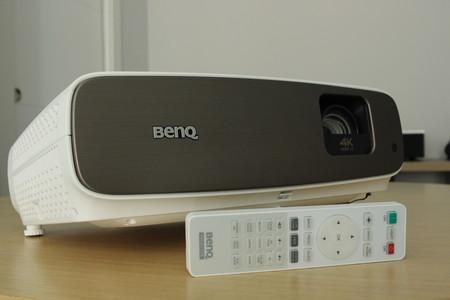 Benq W2700 4k Portada