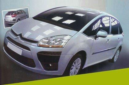 Citroën Picasso 2, primeras fotos oficiales