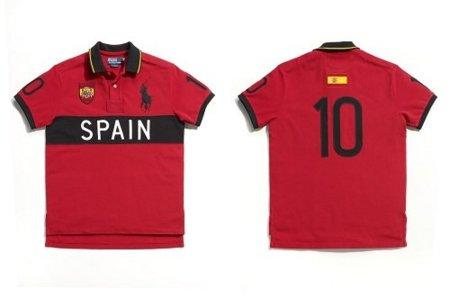 Ralph Lauren mete un gol para el mundial: colección World Cup