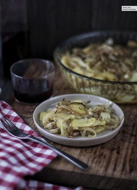 Receta de patatas panadera: la guarnición más fácil y sabrosa con la que triunfar siempre