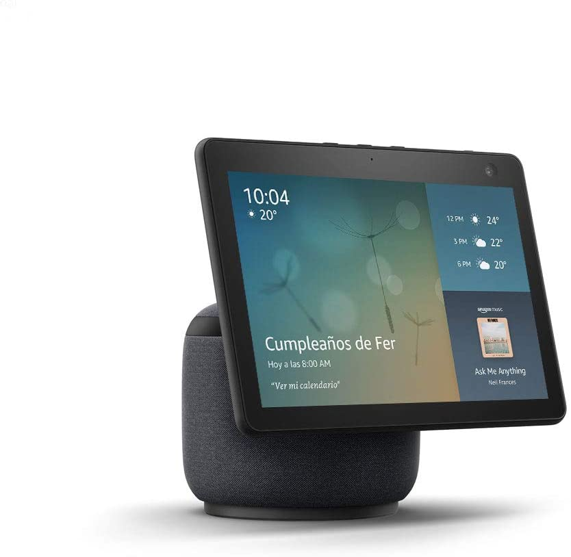 Nuevo Amazon Echo Show 10 - Color negro