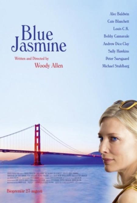 Blue Jasmine (cartel original)