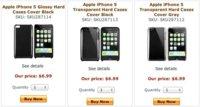 Reuters apunta a un iPhone 4 de 8 GB mientras aparecen fundas de un iPhone 5 en las tiendas