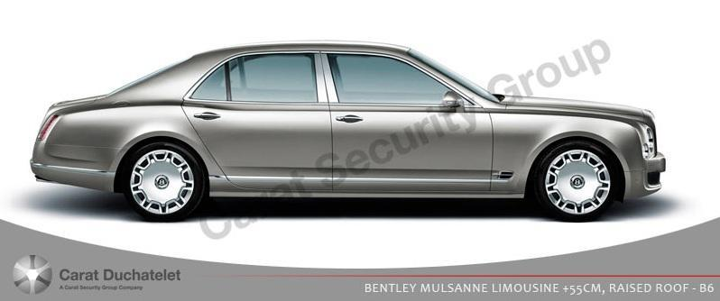 Foto de Bentley Mulsanne Paragon (2/7)