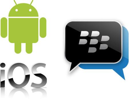 Blackberry Messenger se hace multiplataforma: llegará a iOS y Android