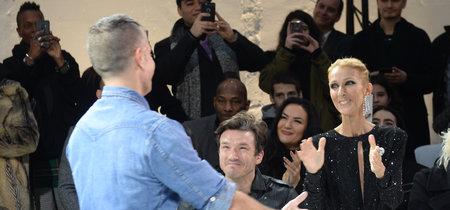 Céline Dion se ha marcado estos dos lookazos en la Semana de la Alta Costura de París