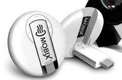 Mobix USB, sintonizador de televisión digital