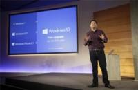 Y llegó Windows 10, la imagen de la semana