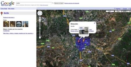 Mejoras en Google Maps