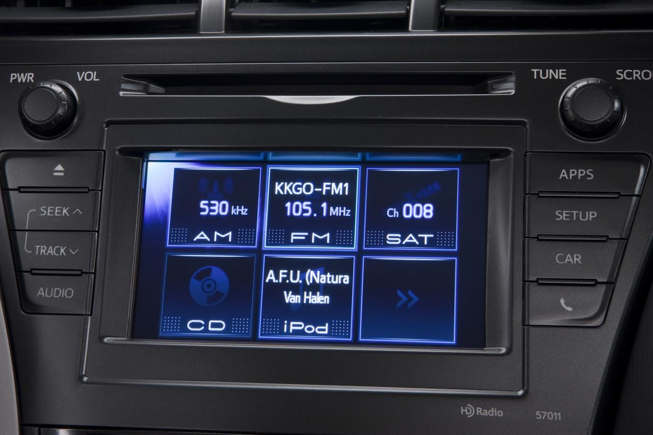 Foto de 2011 Toyota Prius v (63/77)