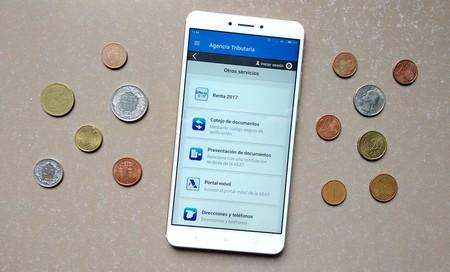 Solo hay una aplicación oficial para hacer la Renta 2017: no caigas en las apps falsas