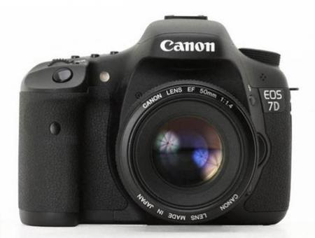 La esperada 7D Mark II de Canon parece estar lista para debutar en Photokina
