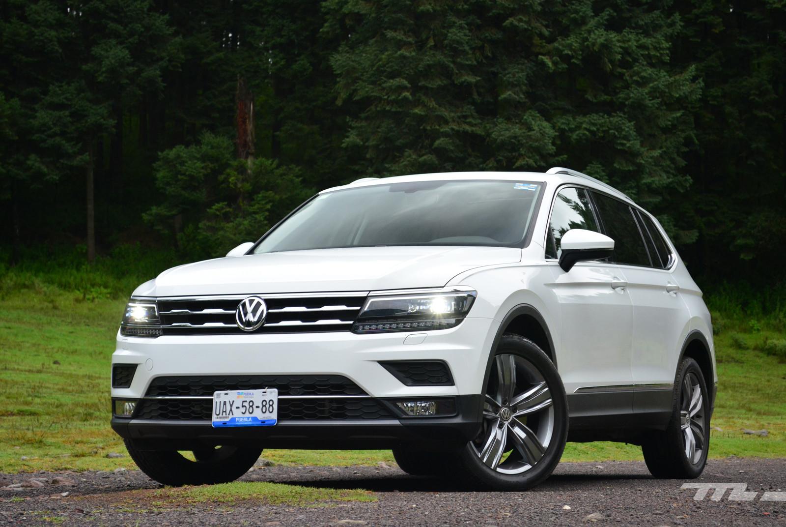 Foto de Volkswagen Tiguan 2.0 TSI (prueba) (4/23)