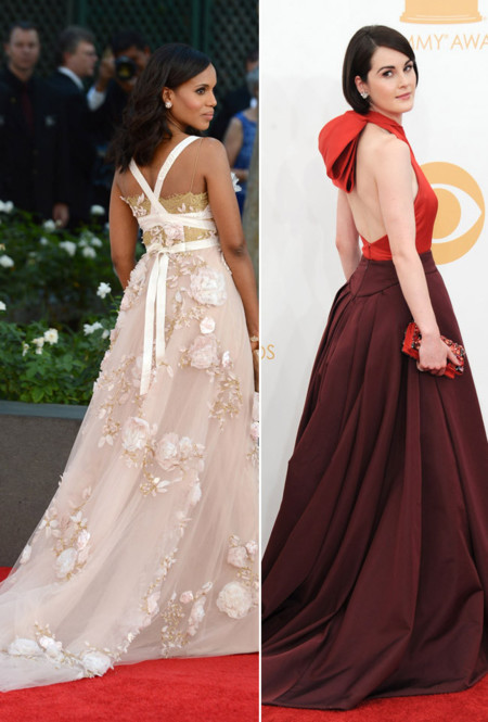 Kerry Washington, Michelle Dockery