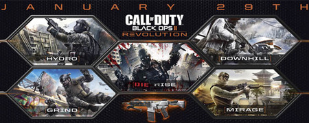El DLC de 'Call of Duty: Black Ops II' se muestra en vídeo