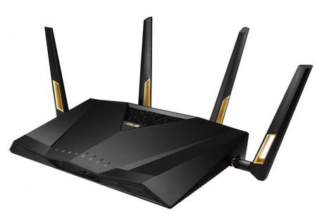 RT-AX88U, el nuevo router Wi-Fi 6 de ASUS con velocidades de hasta 6.000 Mbps