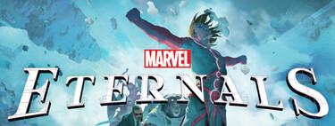 'Eternals': quiénes son los Eternos, la última gran creación de Jack Kirby para Marvel que salta ahora al cine