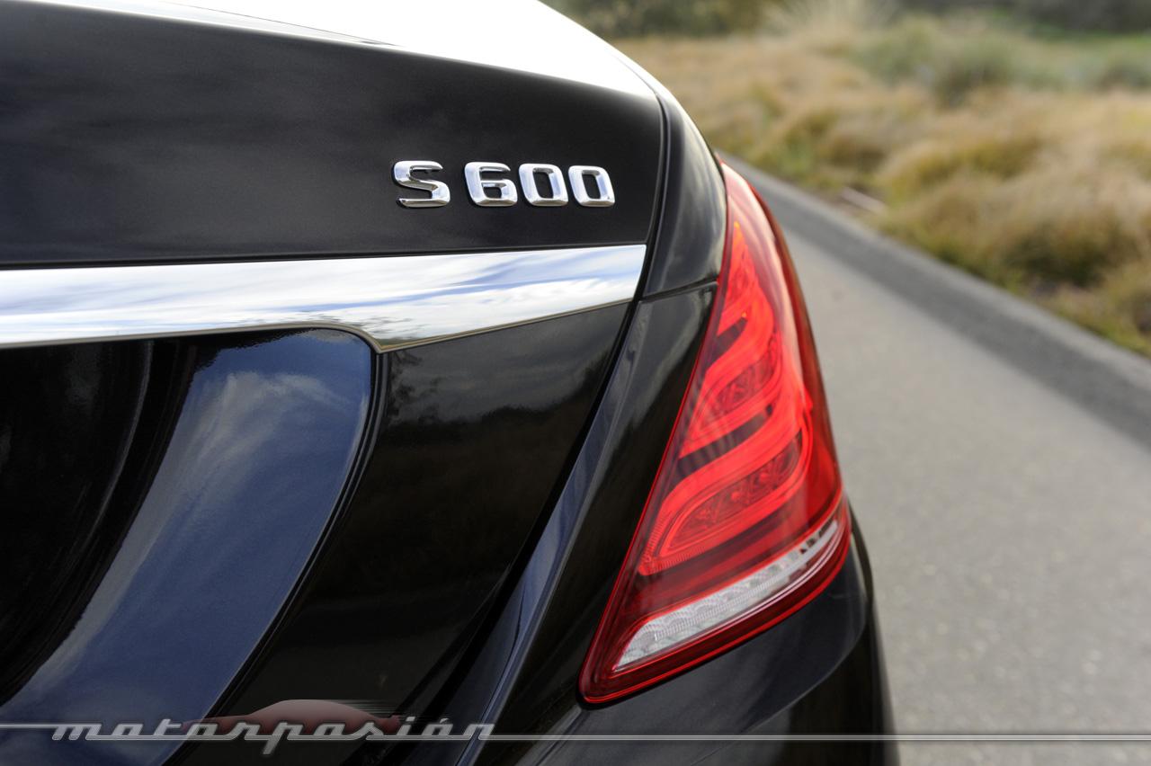 Foto de Mercedes-Maybach Clase S, primeras impresiones (7/31)