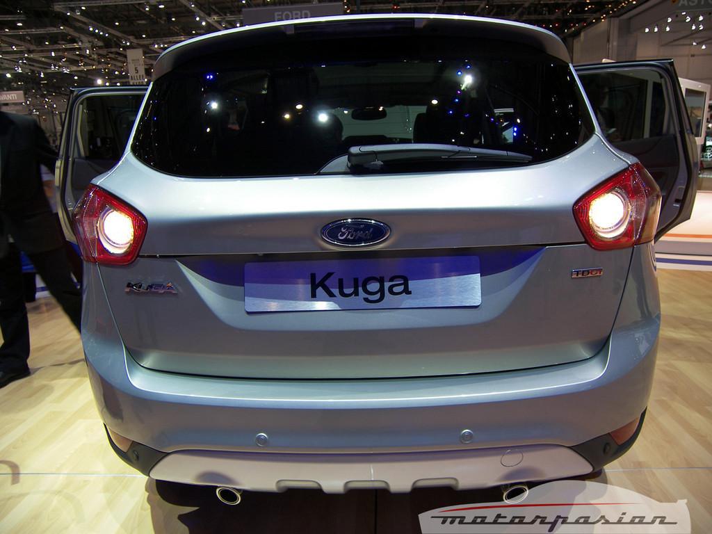 Foto de Ford Kuga en el Salón de Ginebra (16/20)