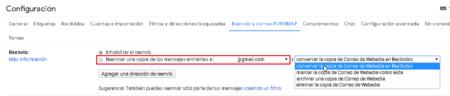 Reenviar Correos Gmail Automaticamente