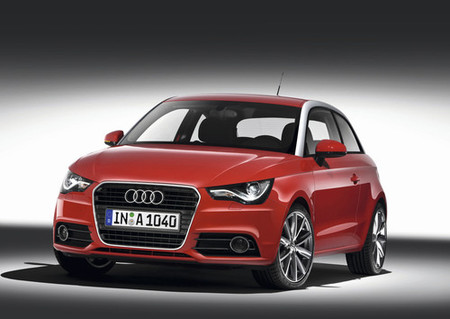 Audi A1, imágenes y datos oficiales