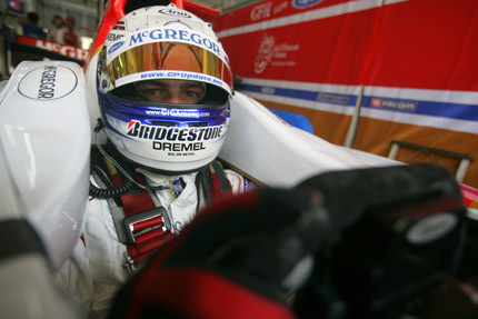 El equipo iSport confirma a sus pilotos para el 2009