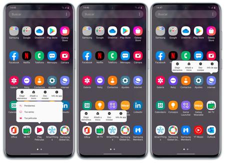 Samsung Galaxy S20plus 04 Apps