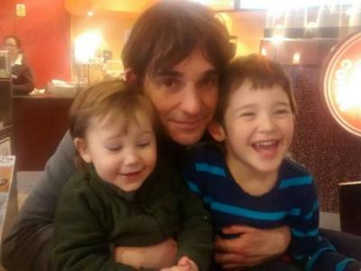 Papás blogueros: nos visita Carlos, del blog Un papá como Darth Vader