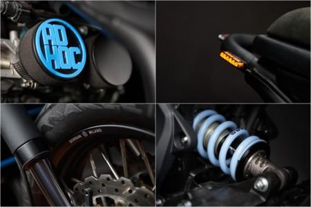 Ad Hoc Cafe Racer Yamaha Xsr 700