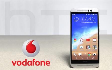 Precios HTC One M9 con Vodafone