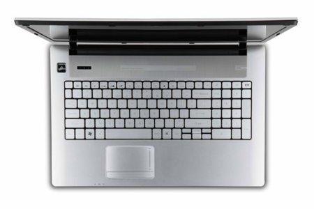 Packard Bell presenta el EasyNote LX86, un portátil de gran tamaño para ver cine