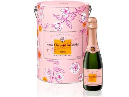Champagne Veuve Clicquot, edición San Valentín