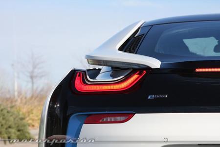 BMW i8 Prueba 10