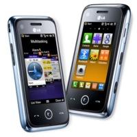 LG GM730 ofrece el interfaz 3D S-Class sobre Windows Mobile