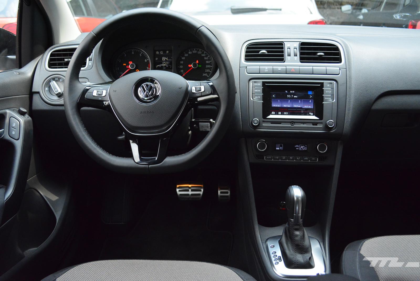 Volkswagen Polo Sportline (toma de contacto)