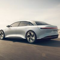 Cuidado, Tesla: la berlina eléctrica Lucid Air Dream Edition se agota pese a su disparado precio